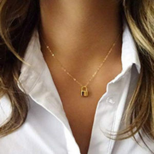 Jewelry - Coin Cross Pendant Layered Necklace Choker